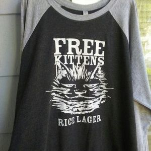 Rice Lager Beer T-shirt